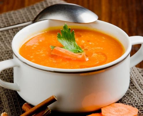 سبزی سوپ خشک شده